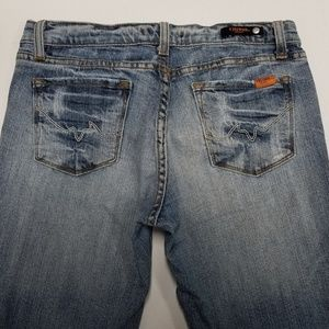 Women's Vigoss Jeans Tag Size 9 / 10 Vintage Flare
